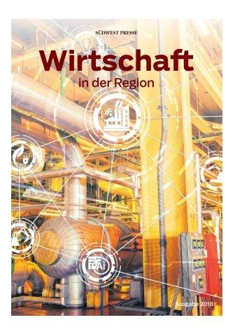 2018/39 - Wirtschaft in der Region Neckar-Alb