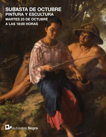 Subasta Pintura octubre 2018