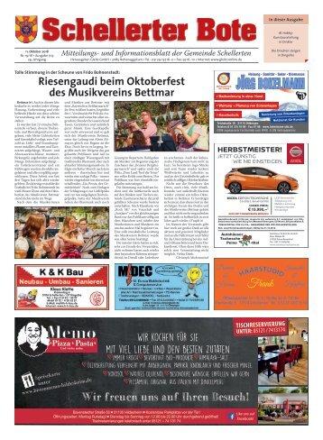 Schellerter Bote 11.10.18