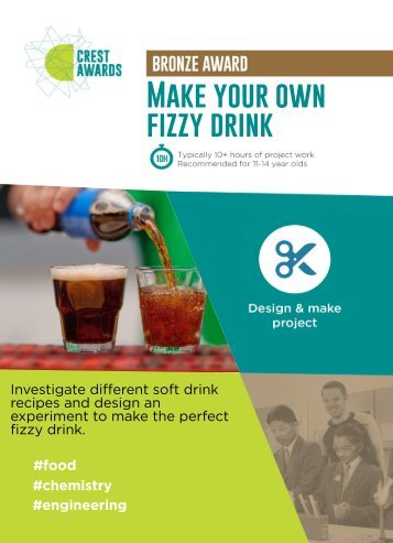 Make your own fizzy drink