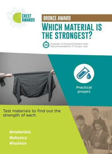 Which material is strongest