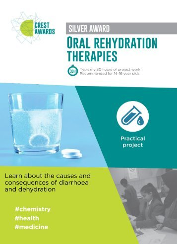 Oral rehydration therapies