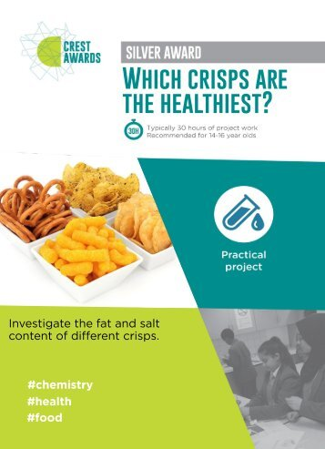 Which crisps are healthiest
