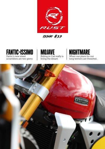 RUST magazine: RUST#39