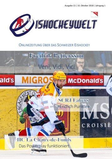 Eishockeywelt Ausgabe 13
