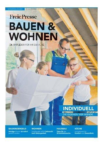 Bauen & Wohnen | 09/2018