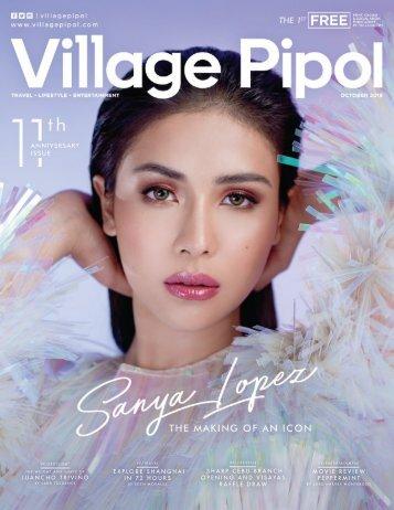 October 2018 Issue - Sanya Lopez