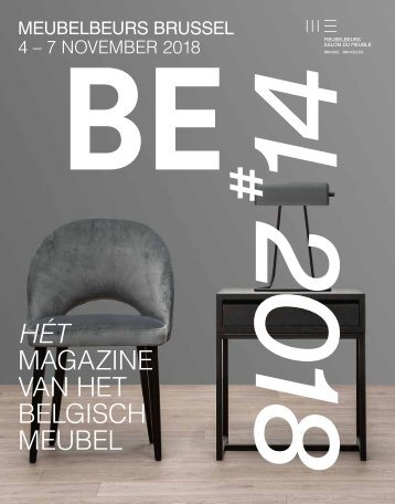 BE Magazine 2018 NL