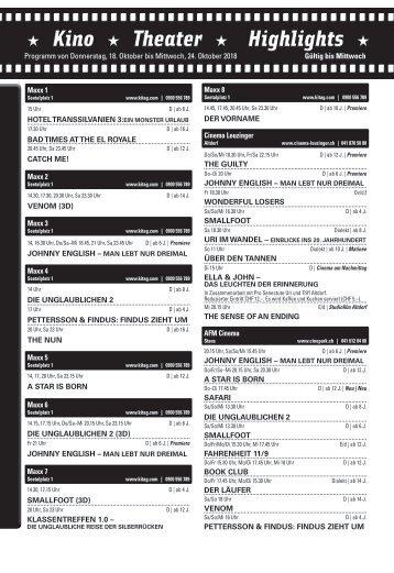 Kino KW42 / 18.10.18