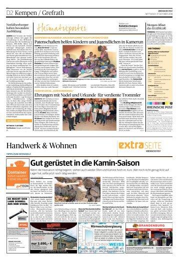 Handwerk & Wohnen  -17.10.2018-
