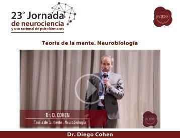 Teoría de la mente. Neurobiología - D Coehn