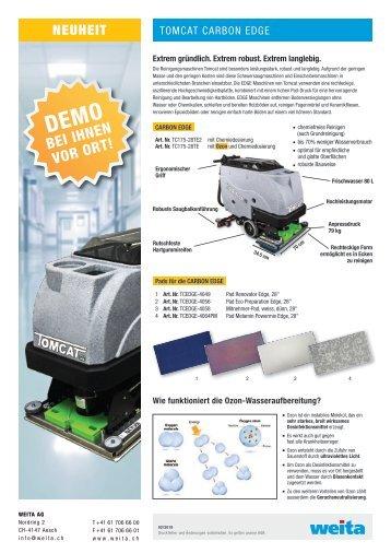 Tomcat Reinigungsmaschinen