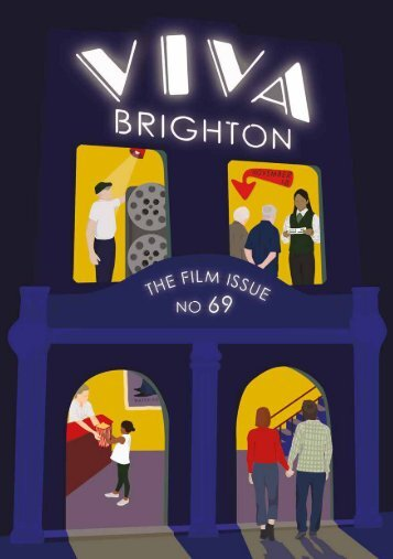 Viva Brighton Issue #69 November 2018