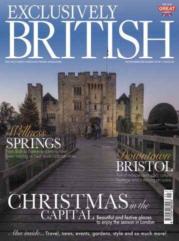 Exclusively British Nov/Dec 2018