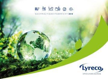 Lyreco Nachhaltigkeitsbericht 2018