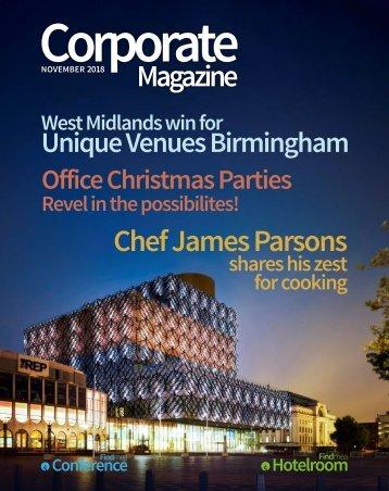 Corporate Magazine November 2018