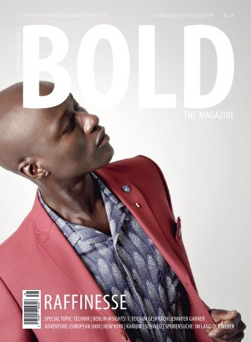 BOLD THE MAGAZINE No.38