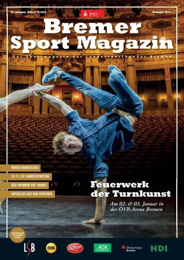 BREMER SPORT Magazin | November 2018