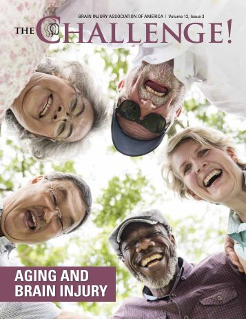THE Challenge 2018 Vol. 12 Iss. 3 Aging