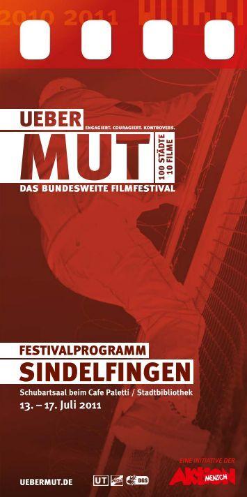 UMut_Umschlag_Sindelfingen_03_Layout 1 - Gemeinnützige ...