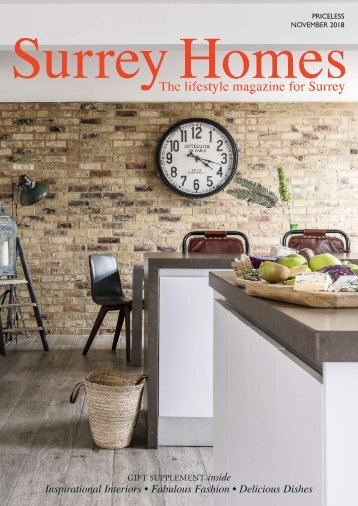 Surrey Homes | SH49 | November 2018 | Gift supplement inside