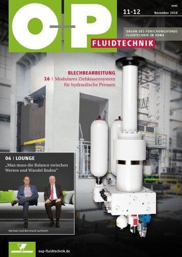 O+P Fluidtechnik 11-12/2018