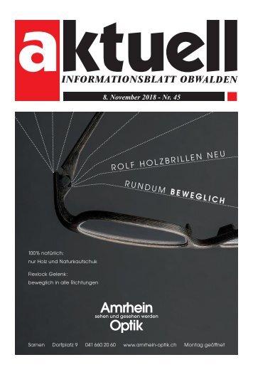 45-2018 Aktuell Obwalden