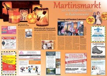 Martinsmarkt in Radevormwald  -09.11.2018-