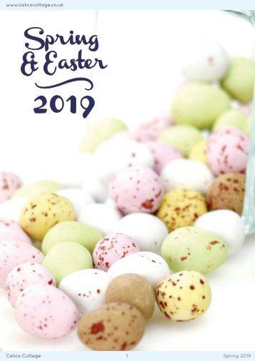 Calico Cottage Spring 2019 Brochure HR
