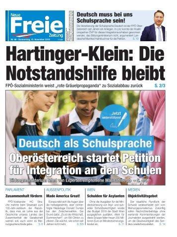 Hartinger-Klein: Die Notstandshilfe bleibt!