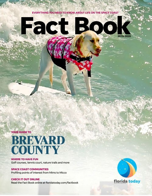Brevard County Fact Book 2019 - 2020