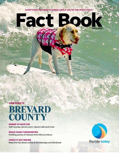 Brevard County Fact Book 2019 - 2020