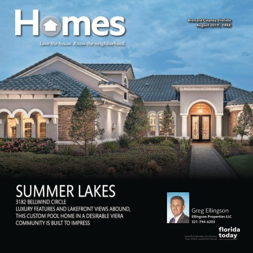 Homes - August 2019
