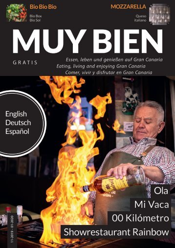 MuyBien Winter 2019