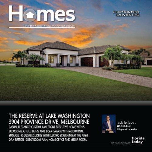 Homes - January 2020