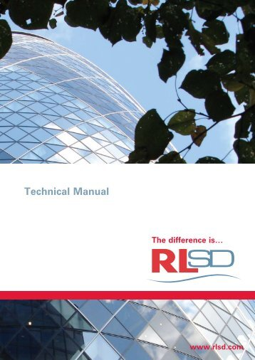 Technical Manual - Rlsd