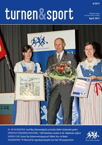 Aktiv ab 55 - Sport Union Schweiz