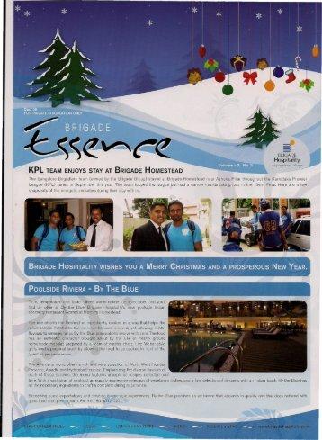 U - Brigade Hospitality Services Limited (BHSL)