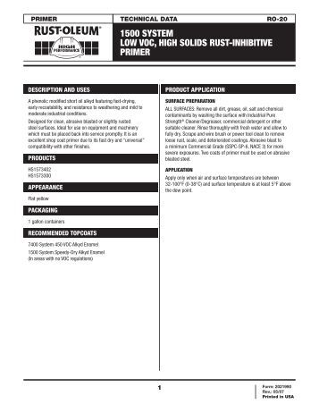 9400 System High Gloss Polyester Urethane Accelerator