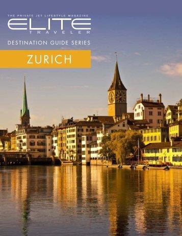 ZURICH - Elite Traveler