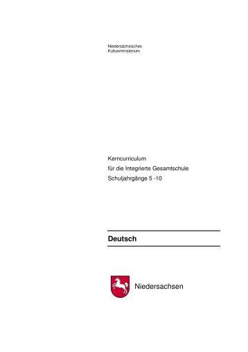 nieders228chsisches kultus