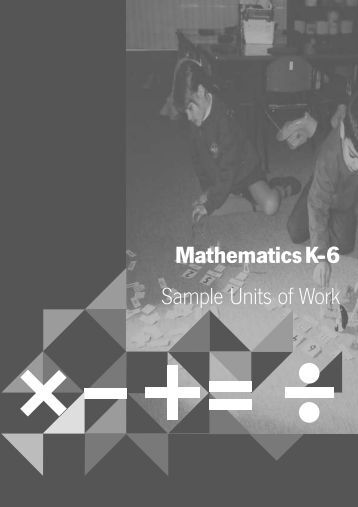 Math K-6 WS - K-6 Educational Resources