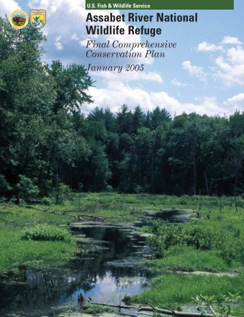 Assabet River NWR Final CCP - U.S. Fish and Wildlife Service