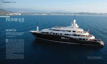 NUMPTIA - Burgess Yachts