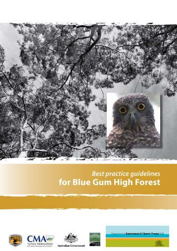 blue gum high forest best practice guidelines