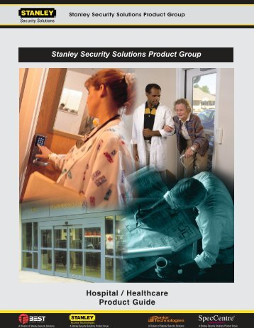 Stanley Security Solutions Product Group - Best Access Systems