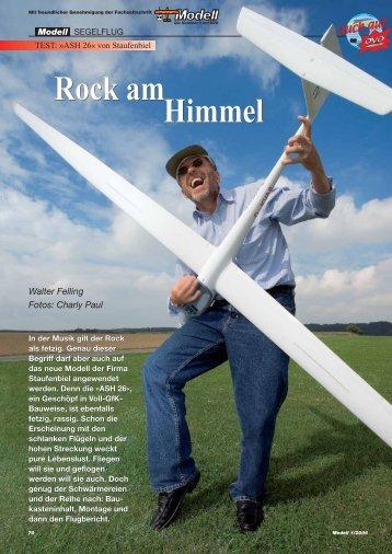 Rock am Himmel - royal-model