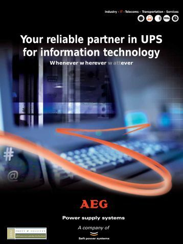 ups information systems Summary: ups has created its own information system with delivery information acquisition device (diad) and web-based post-sales order management system.