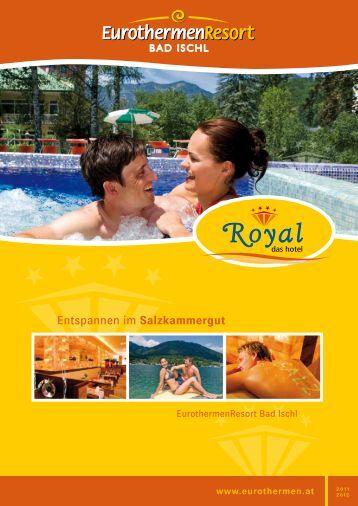 Hotel - EurothermenResorts OÖ Thermenholding GmbH