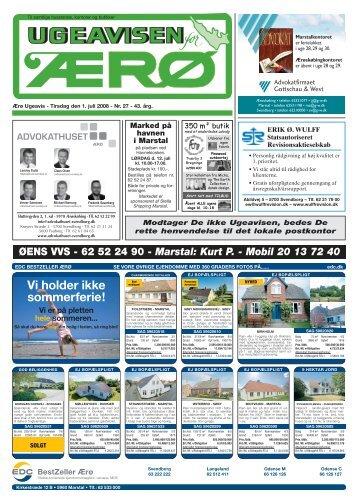 (ÆRØ uge 27 - 01:AERO27_0 - ugeavisen ærø
